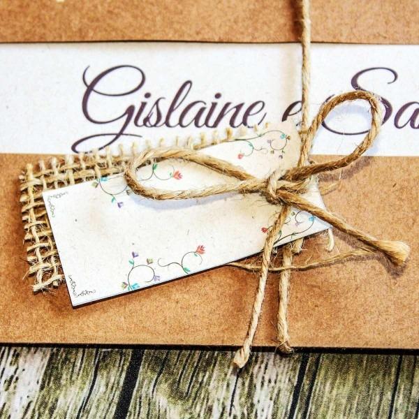 115 Convites De Casamento Rústico Fazenda Campo Artesanal