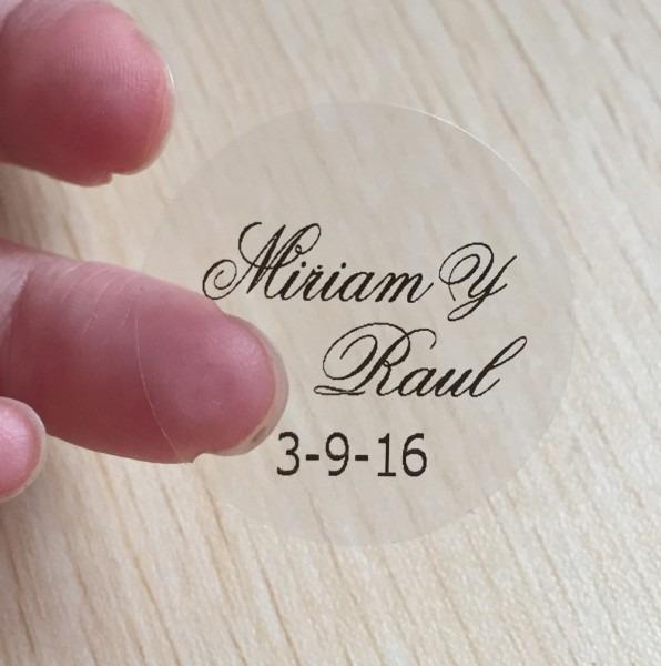 120 pcs 3 cm personalizar personalizado monograma selos da