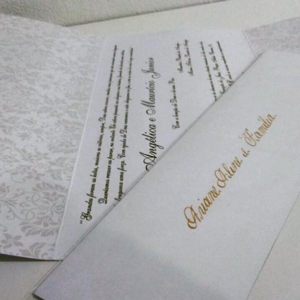 Mosaico convites