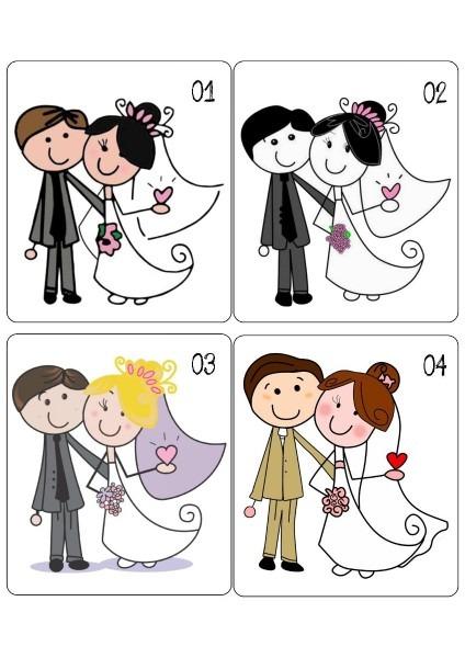 17 caixas convite lembrancinha casamento padrinhos noivinhos
