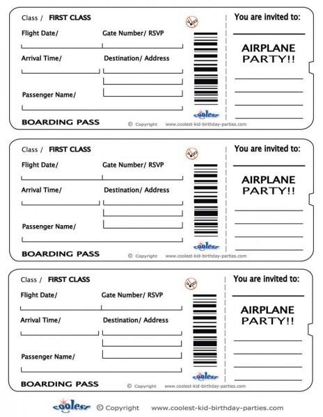 Convite Passaporte Paris Para Imprimir