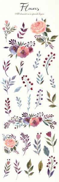 Arabesco Para Convites De Casamento, Florais Lindos Para Criação