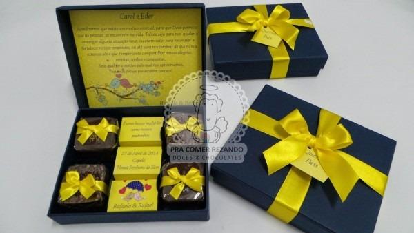 Convite De Padrinhos  Casamento Azul E Amareloalegre E