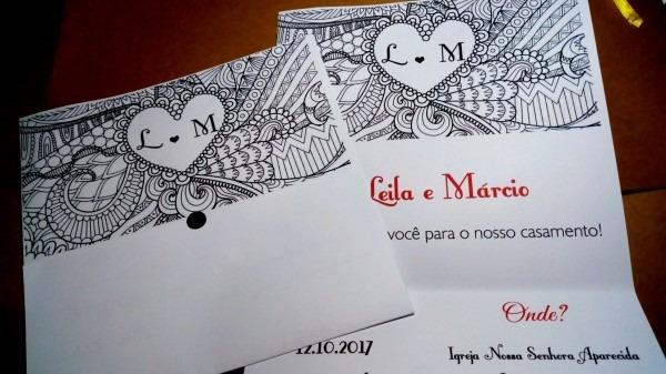 Grande De Convites Casamento Ribeir O Preto Ribeirao Elo7