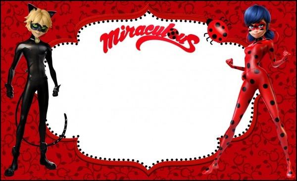 Fazendo A Propria Festa  Kit De Personalizados Tema   Miraculous