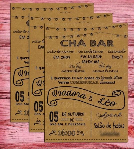 Fabi_b  convite chá bar