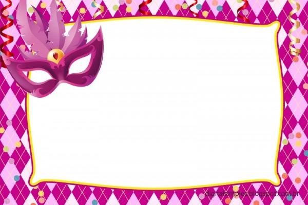 Kit festa aniversÁrio de carnaval para meninas