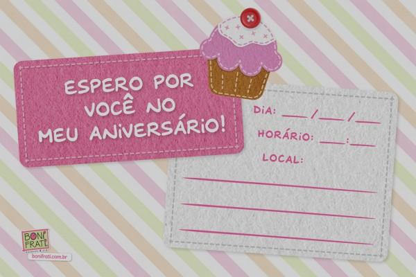 Convite De Aniversario Online Gratis 6 » Happy Birthday World