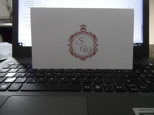 Convite De Casamento Com Caricatura E Ind  No Elo7