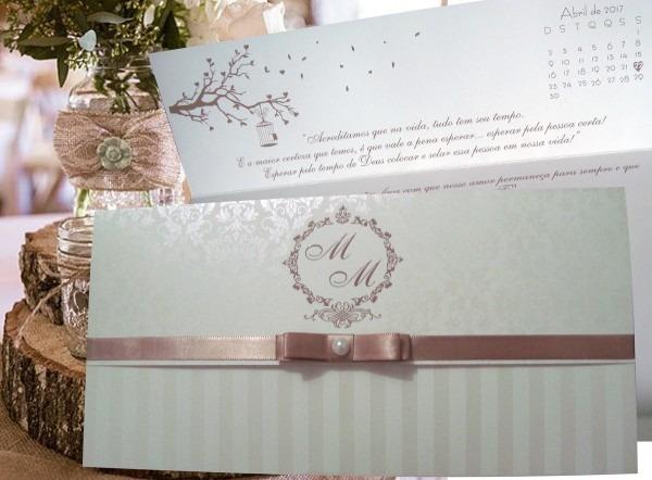 Convites de casamento baratos no elo7