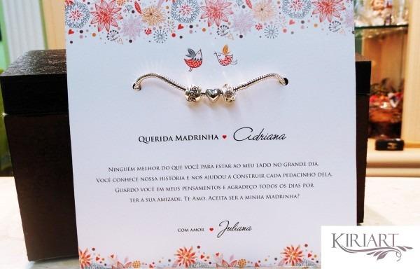 Convite Madrinhas De Casamento Com Pulse No Elo7