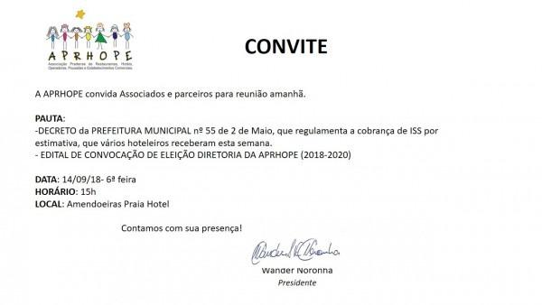 Edital de convocaÇÃo das eleiÇÕes para diretoria executiva e