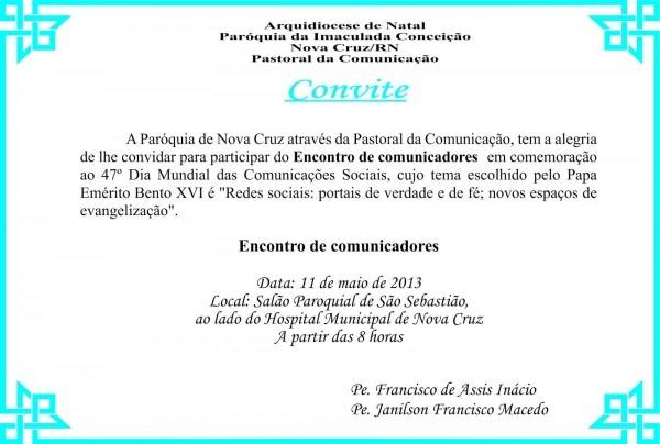 Pascom Nova Cruz  04 28 13