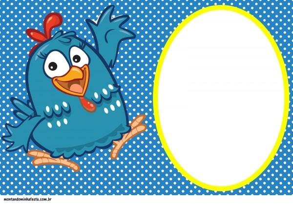 64 convites galinha pintadinha lindos & como fazer passo a passo!
