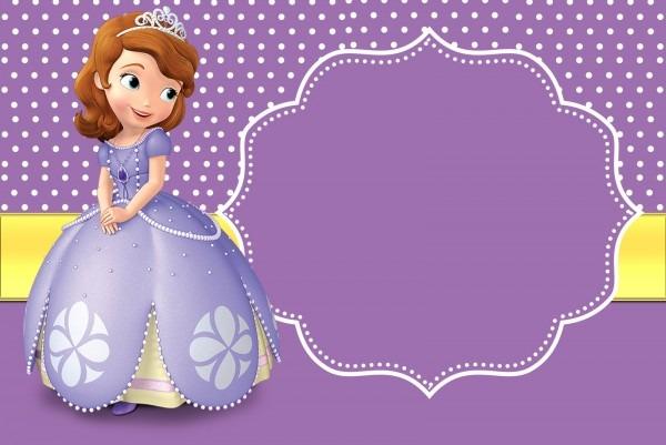45 convites princesa sofia lindíssimos – imprima & faça o seu!