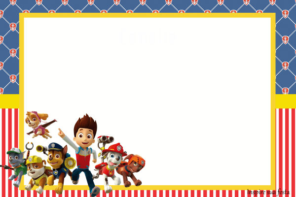 Pin By Crafty Annabelle On Paw Patrol Printables In 2018