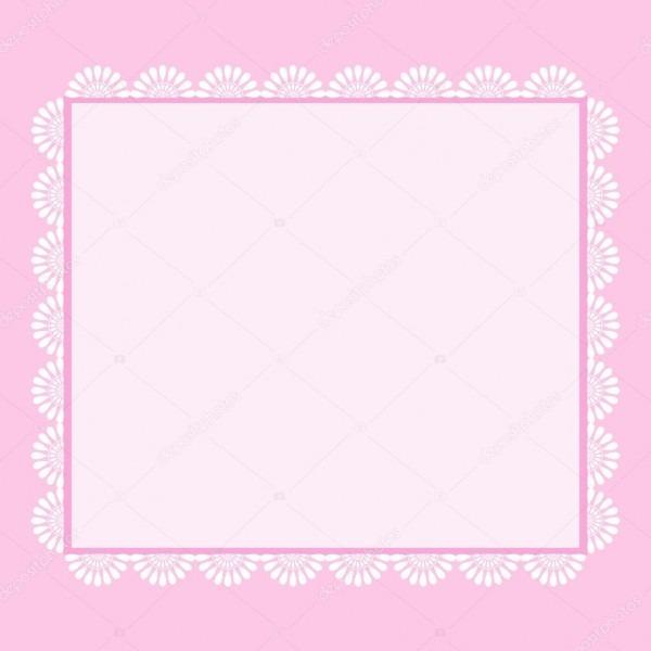 Fundo Rosa, Cartão Postal, Convite — Vetor De Stock © Alena0509