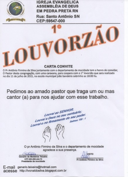 Blog ivonaldo silva  2015