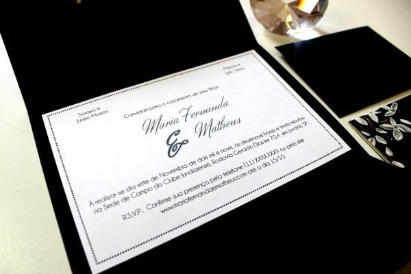 Nico grafica convite de casamento sjc seu sonho no papel em alguns