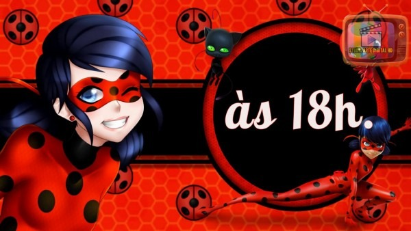 Convite Virtual Lady Bug 01 Foto