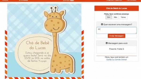 Como Criar Convites Online