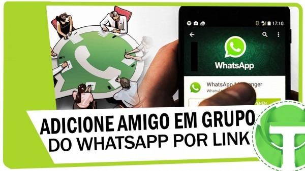 Como ativar nova função de convites de grupos no whatsapp