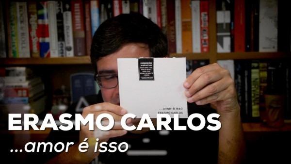 """Amor é Isso""""  O Novo Disco De Erasmo Carlos"""