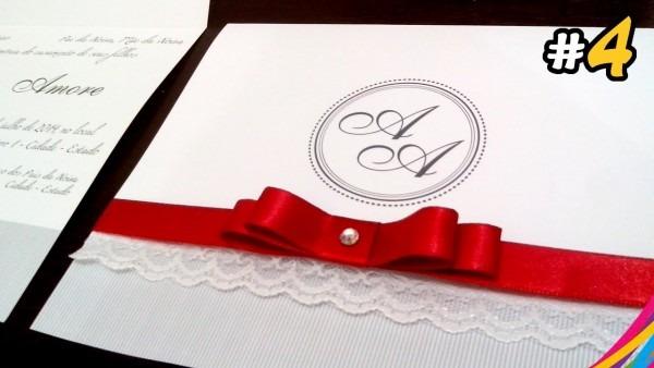 Convite De Casamento   Wedding Invitation   Invitacion De La Boda