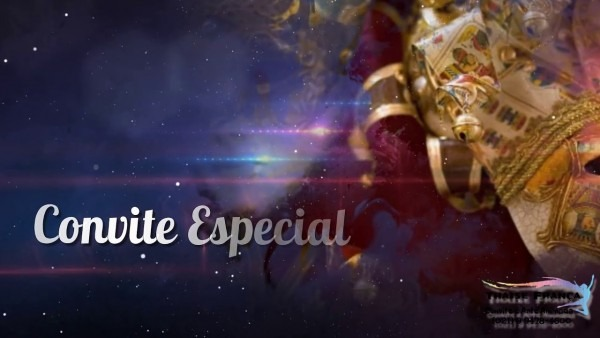 Convite Animado Carnaval
