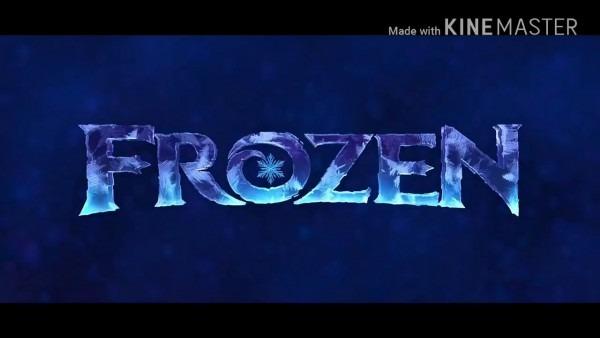 Convite animado frozem gratis (pronto para baixar e editar)