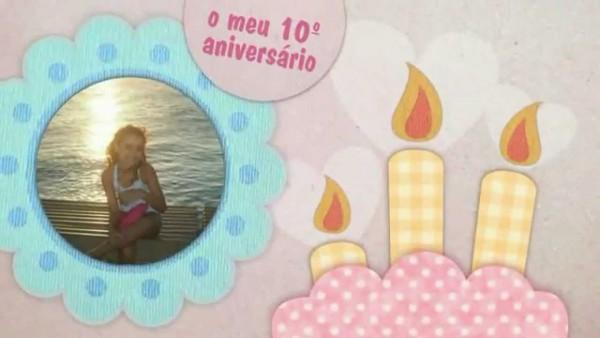 Convite digital (vídeo convite) aniversário infantil