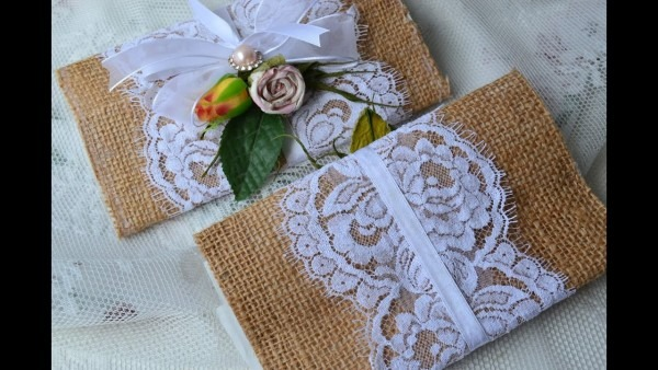 Como Fazer Convites De Casamento Rustico Com Caixa De Leite