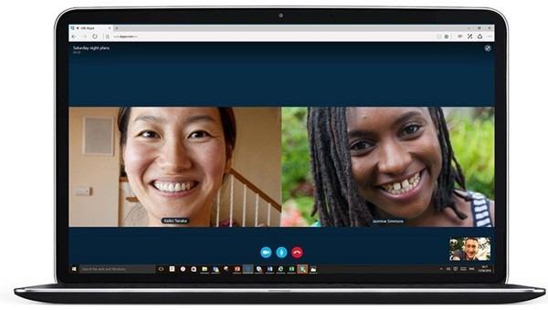 Como usar o chat criptografado do skype
