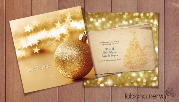 Fabiana nerva  cartões de natal e ano novo