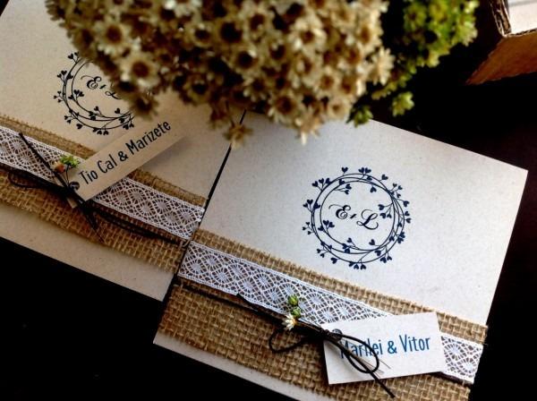Fotos fa a voce mesmo o convite de casamento como fazer moderno