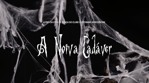 Musical  a noiva cadáver  no curitibano