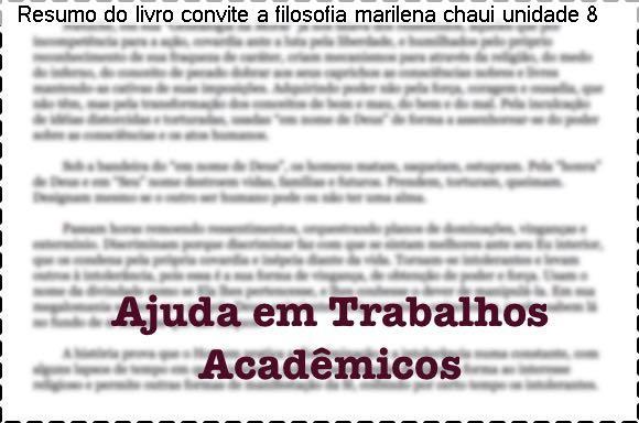 Tag; introdução a historia da filosofia marilena chaui pdf download