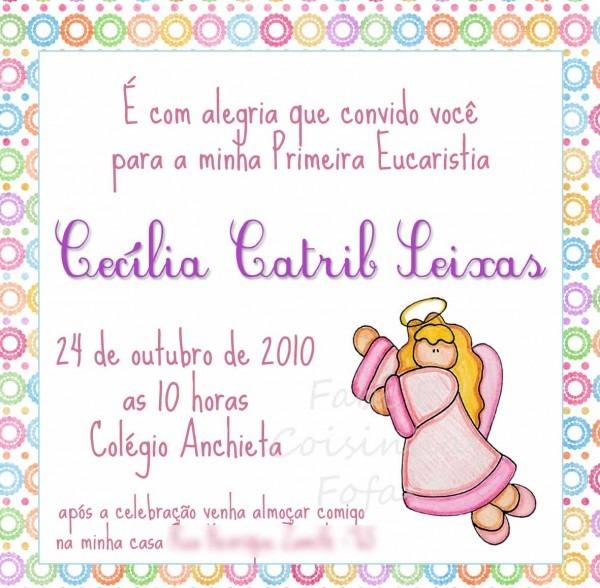 Fabi_b  primeira eucaristia i (coordenado convite + santinho)