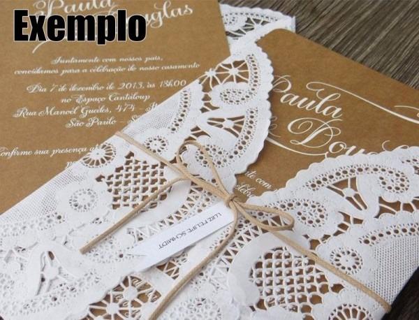 Toalha rendada doilies papel 9cm convite 120 folhas r 91