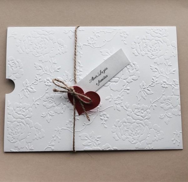 100 envelope convite casamento luva branco ou kraft 15x21,5
