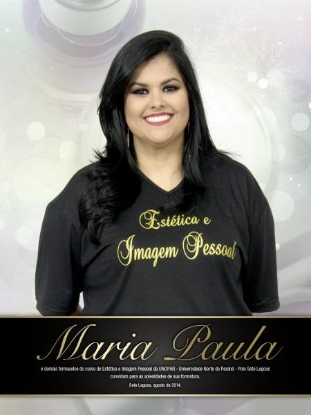 Maria paula tolentino