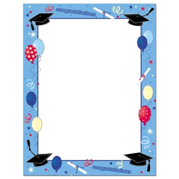 EspaÇo educar  bordas coloridas para fazer diploma de formatura da