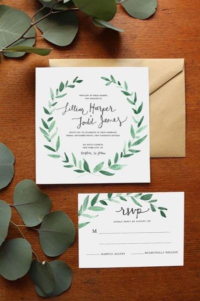 Veja como usar a cor de 2017 no casamento, o greenery