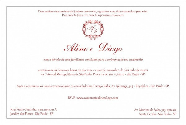 Legal texto convite casamento tradicional o modelo de que combina