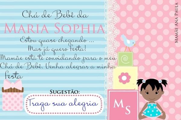 Princess baby  chá de bebê da maria sophia¹