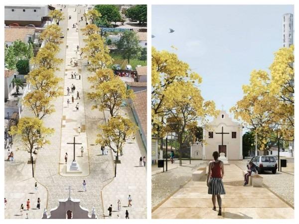 Equipe gaúcha vence concurso para reurbanização da área central da