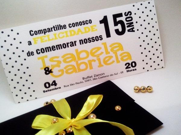 Convite de aniversario 25 anos 2 » happy birthday world