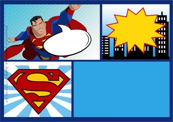 Passatempo da ana  kit  superman