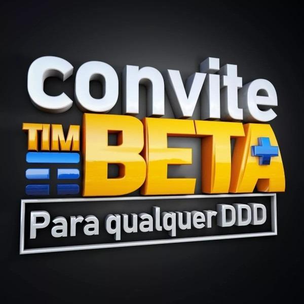 Convite tim beta migraçao ate 35gb mais 2mil minutos lab
