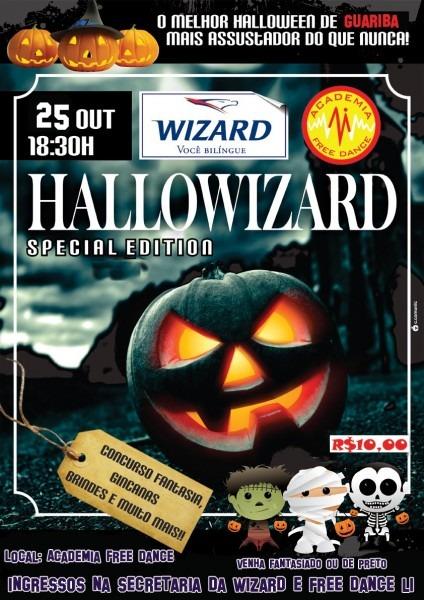 O melhor halloween, mais assustador do que nunca!